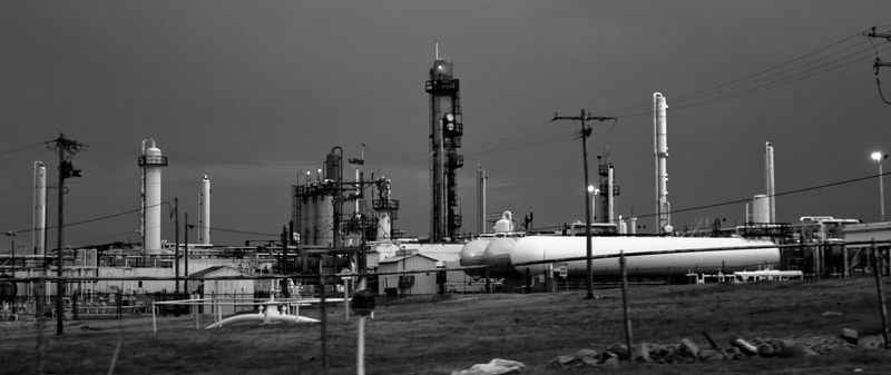 Oil Refinery in BW-4954