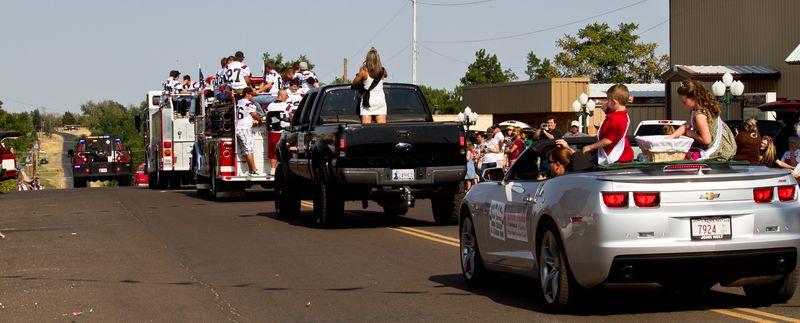 Rush Springs Watermelon Festival Parade 2012-5069