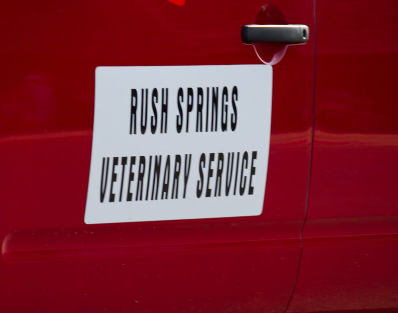 Rush Springs Veterinary Service 580-476-2042-5109