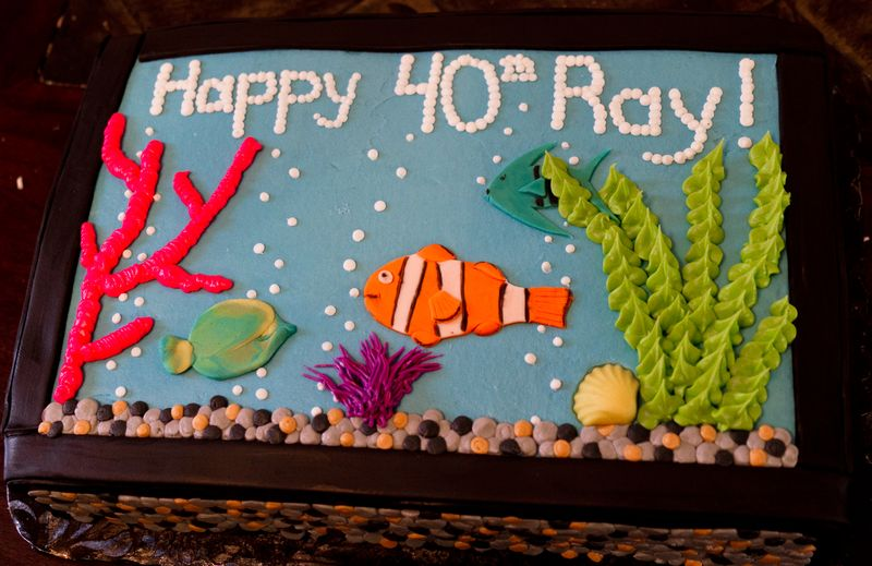 Fishtank Birthday Cake by jjcreations-5749