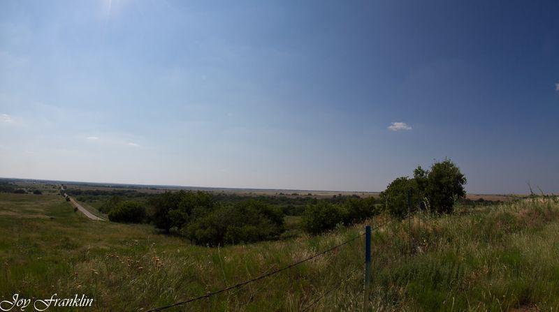 View near Addington Oklahoma-2754