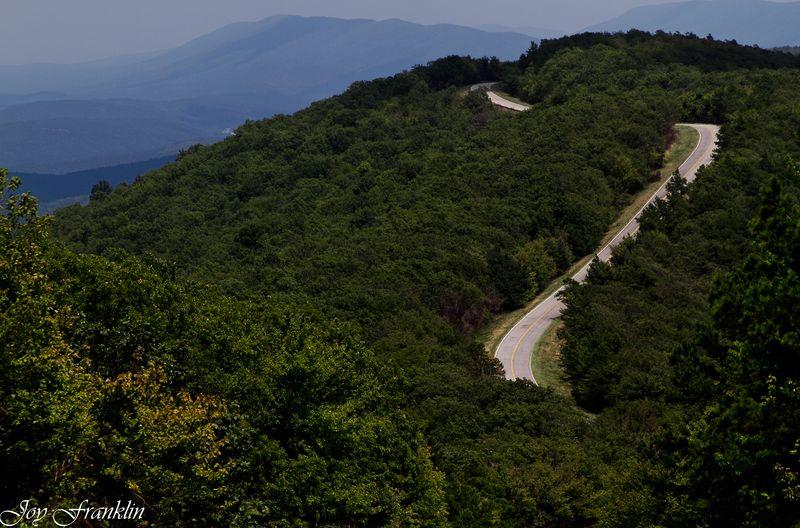 Towards Rich Mountain -3786