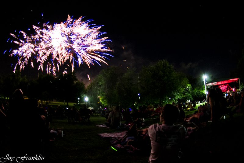 Fireworks Display -3258