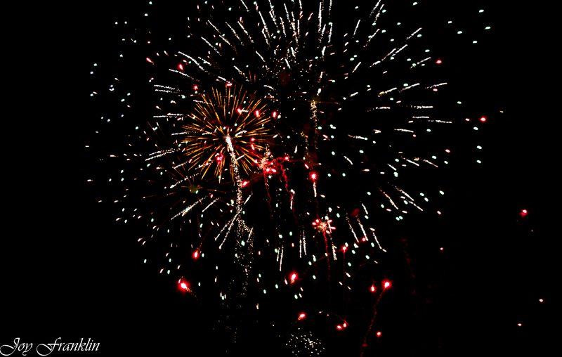 Fireworks in Marlow Oklahoma-3084
