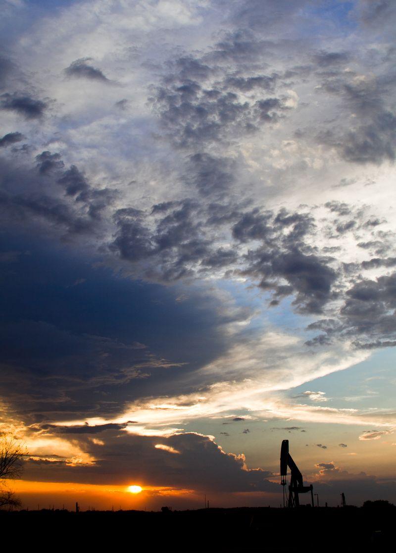 Oklahoma Sunset -4922