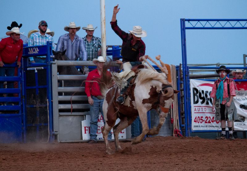 Rush Springs Rodeo -5197