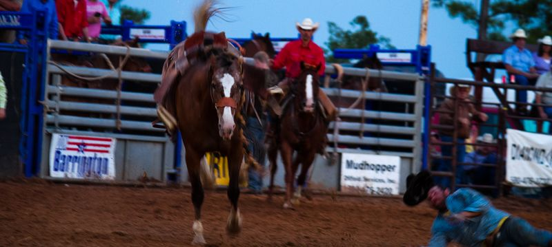 Rush Springs Rodeo -5207