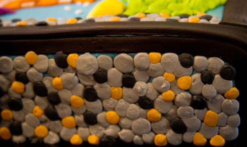 Fishtank cake detail by Jennifer Strong -5748