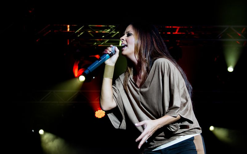 Sara Evans in concert-5952