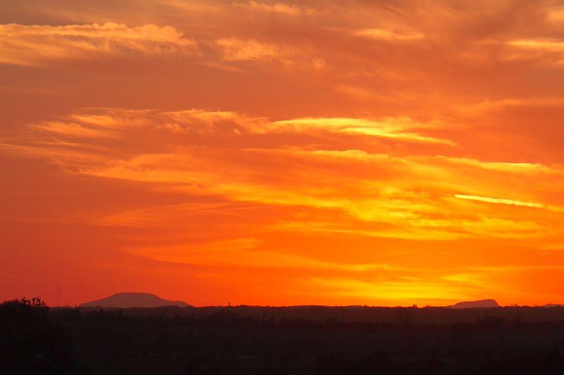 Agawam Sunset -1838