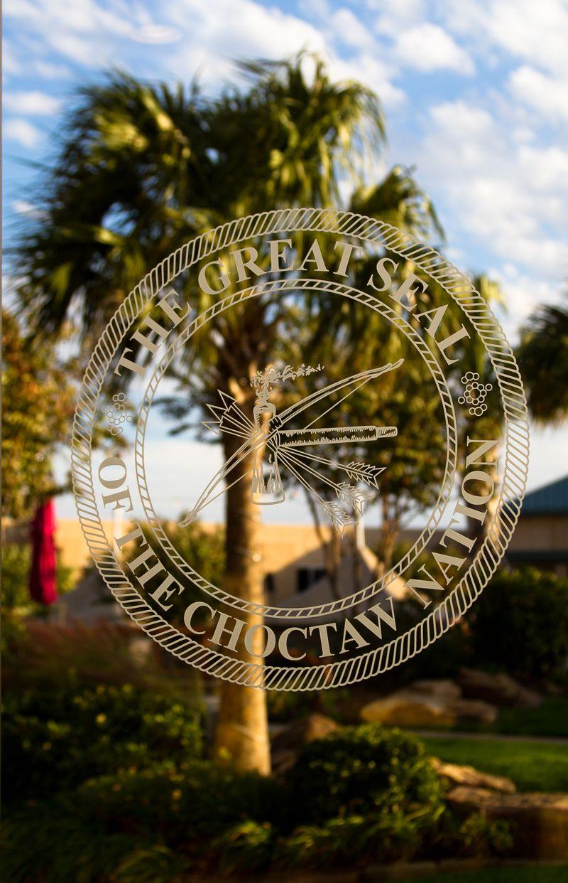 Choctaw Seal -2965