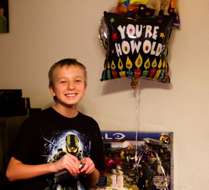 Justin's 12th Birthday -7617