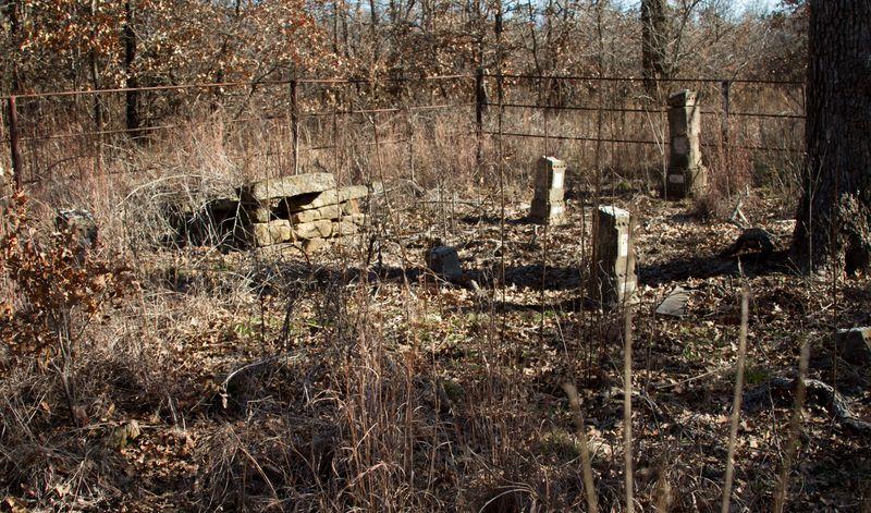 Passmore Cemetery Velma Oklahoma-7666