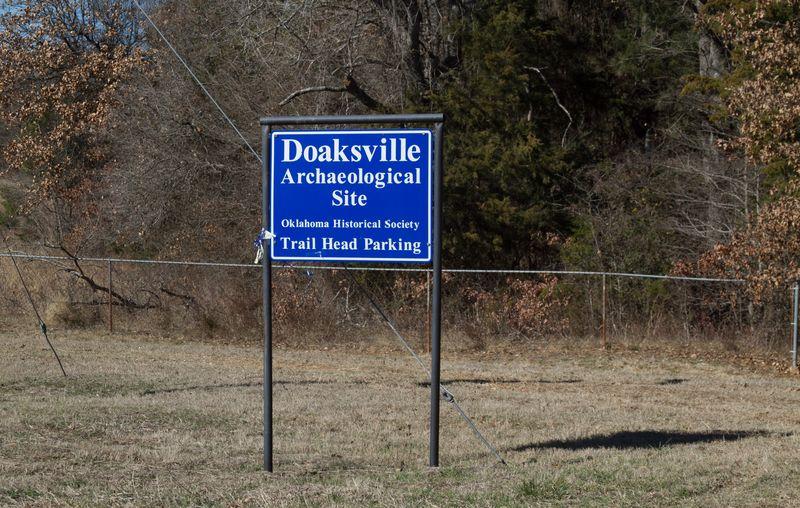 Doaksville trail head-7142