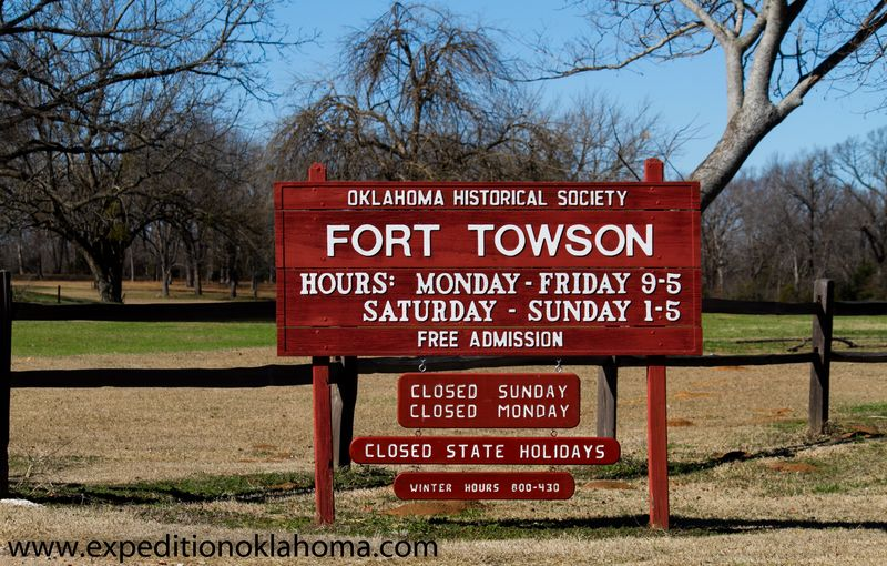 Fort Towson -7081