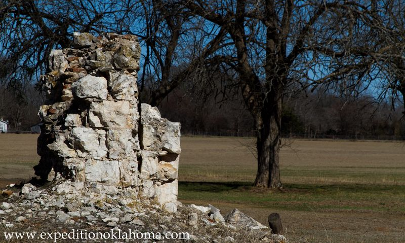 Fort Towson in the Choctaw Nation-7087