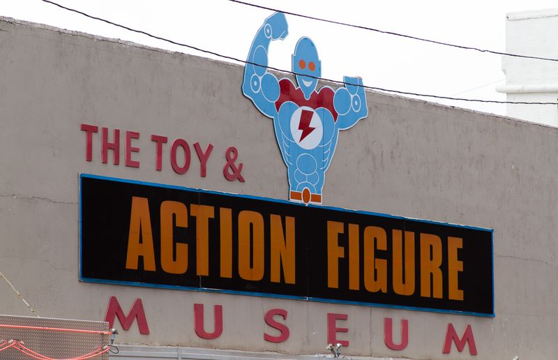 Toy and Action Figure Museum in Pauls Valley Oklahoma-8971