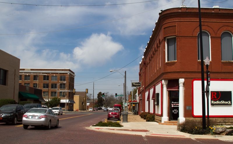 Downtown Pauls Valley-8936