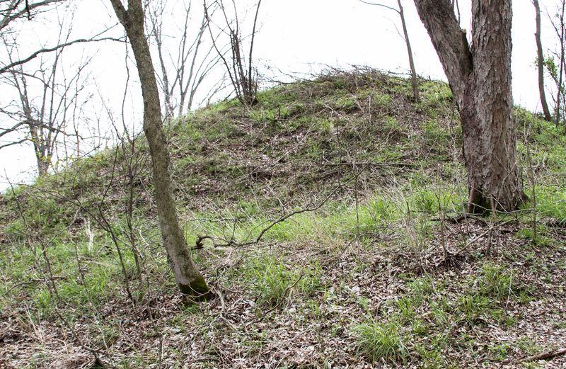 Spiro Mounds Oklahoma-9396