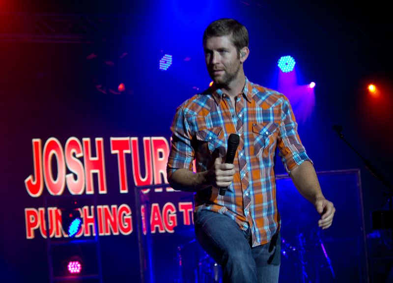 Josh Turner band at Tuskahoma -6042