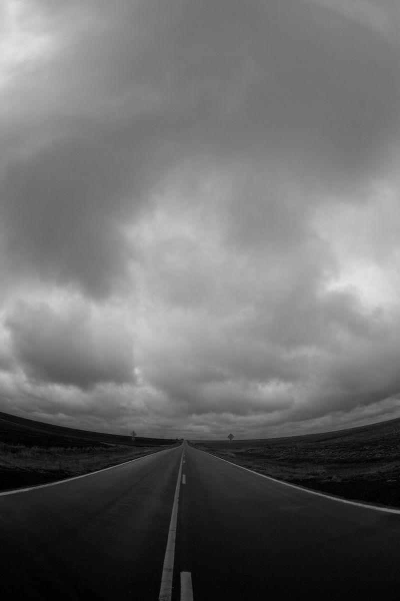 Dark Kansas Highway-8592
