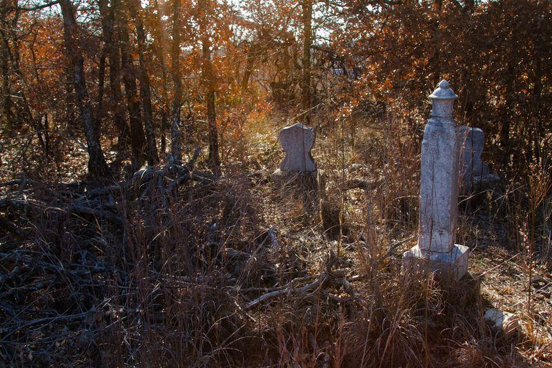 Passmore Cemetery Velma Oklahoma-7701