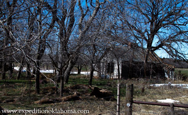 Abandoned near Taloga-8387