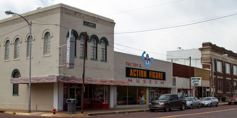 Toy and Action Figure Museum in Pauls Valley Oklahoma-8968