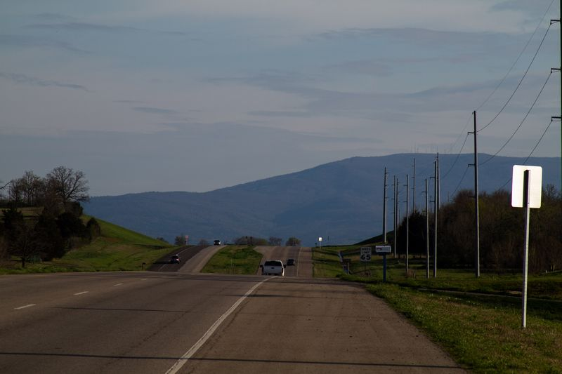 Road to Poteau-9493