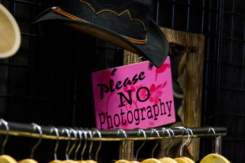 No Photography Please -7798