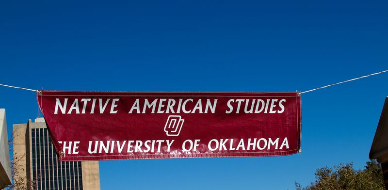 Native American Studies at the University of Oklahoma-2261