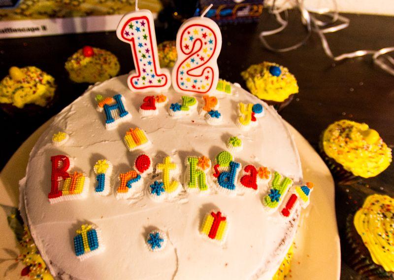 Justin's 12th Birthday -7604