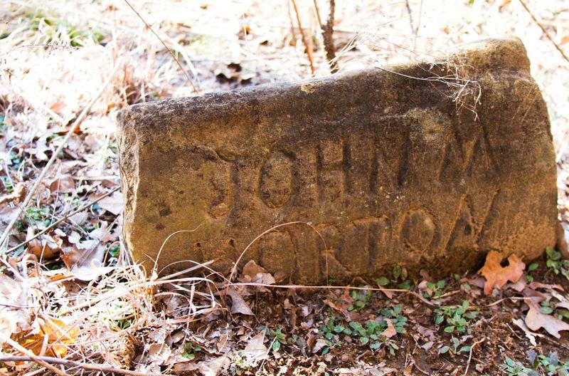 John M. Horton Passmore Cemetery Velma OK-7724