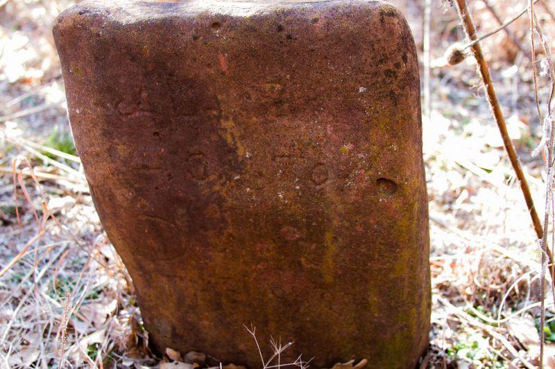 Passmore Cemetery Velma Oklahoma-7722