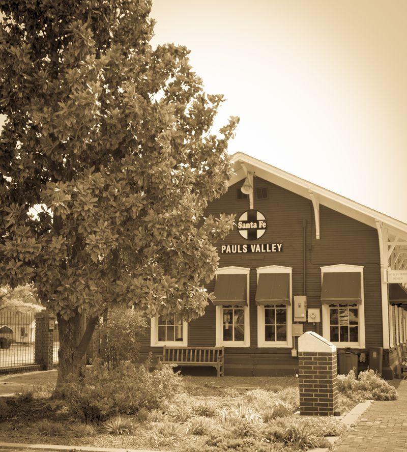 Pauls Valley Depot-8924