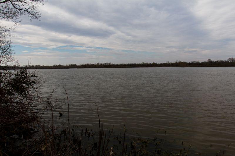 Arkansas River in Oklahoma-9464