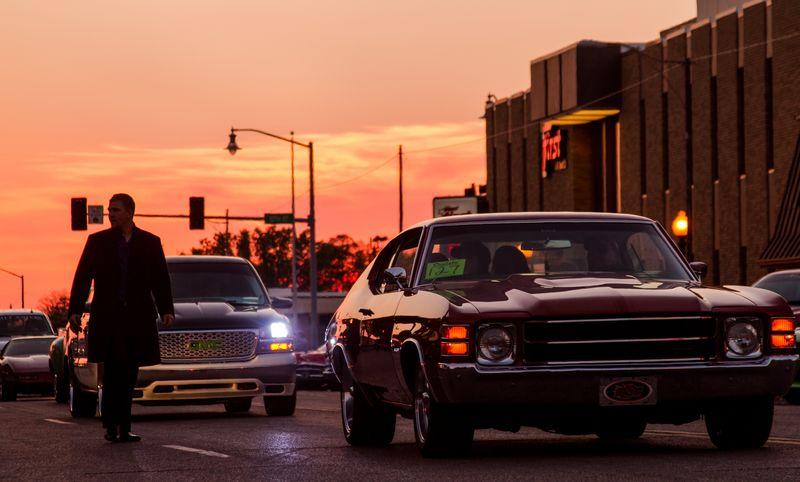 Cruisin' in Duncan Oklahoma -0457