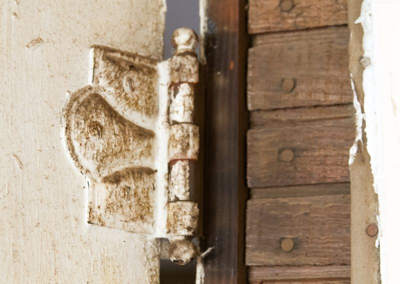 Detail from old house -1141