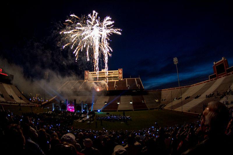 University of Oklahoma Commencement-2441