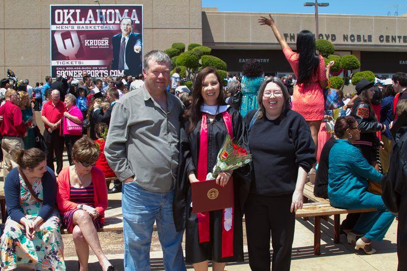 University of Oklahoma Convocation-2617