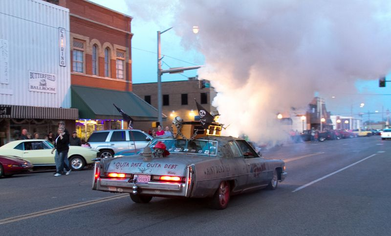 Cruisin' in Duncan Oklahoma -0608
