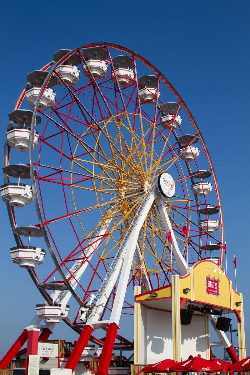 Galveston Pleasure Pier-2805