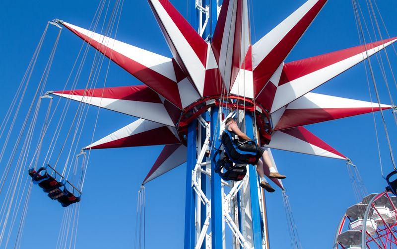The Big swings at Galveston  (1 of 1)