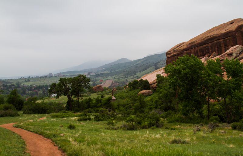 Hiking Red Rocks Morrison Colorado-5195