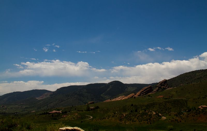 Red Rocks from Dinosaur Ridge-5278