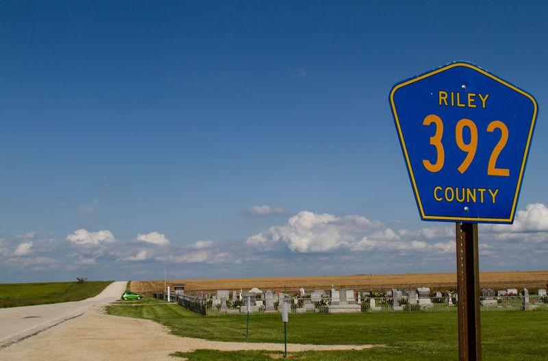 Fairview Cemetery Riley County Kansas-4936