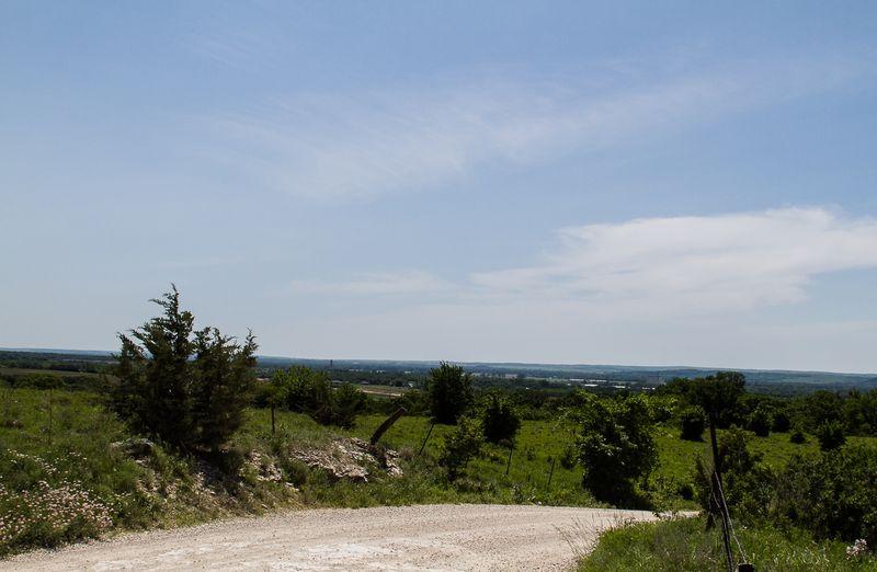 Flint Hills of Kansas -4448