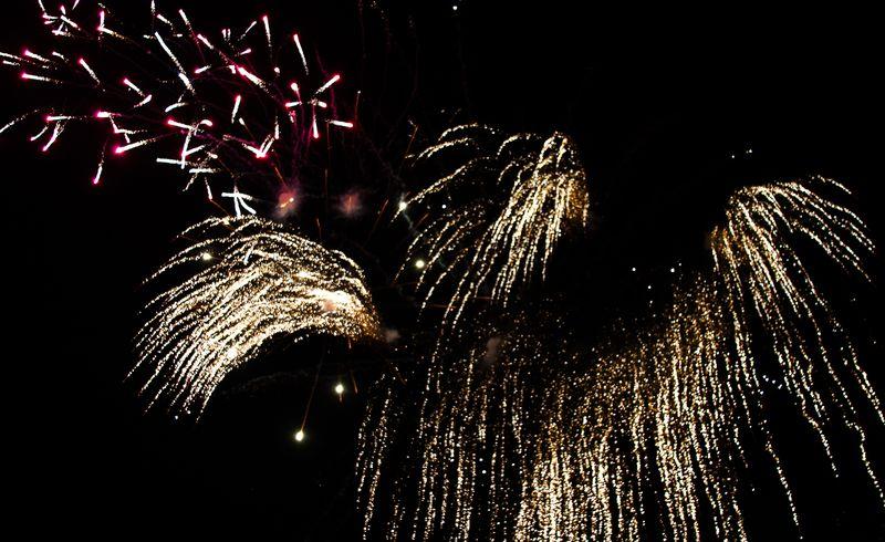 Fireworks -8123