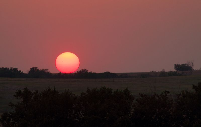 Oklahoma Sunset  by Joy Franklin Photography-8305