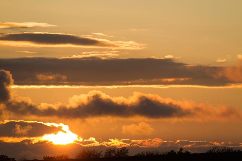 July Sunset -8897